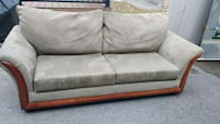 Mint condition couch on sale