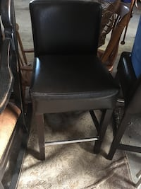 2 Bar height stools Morinville, T8R 1L7