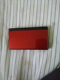 Red and black ds lite works great
