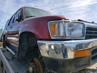 Toyota - 1995 parts only Grand Junction, 81501