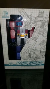 Magic Square MS-01X (3rd party Optimus Prime) Transformers  Hyattsville, 20782