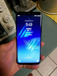 Galaxy s8+ AT&T 64 gb Jacksonville, 32244