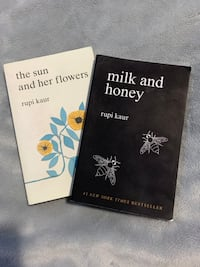 Milk and honey/the sun and her flowers