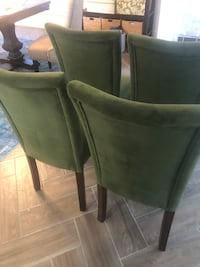 4 New Dining Chairs Houston, 77084