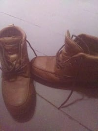 """Wolverine leather Men""""s Boots- size 11 Oklahoma City, 73149"""