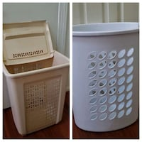 2 Large Clothes Hampers Bowie, 20715