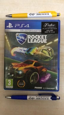 Rocket league Ps4 oyun