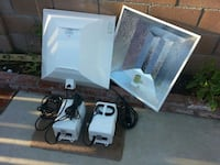 Sun Systems Blockbuster hoods and HPS Ballasts Los Angeles, 91406