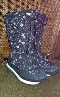 Warm winter boots, size 6-7   Vaughan, L4K 1M7