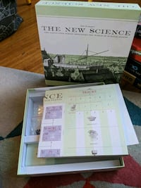 The new science board game.  San Francisco, 94117