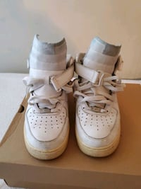 Nike Air Force 1 mid Manassas, 20111