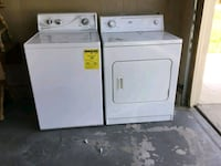 white washer and dryer set Colorado Springs, 80917