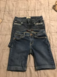 Girls capris size 8, good condition  Spring, 77388
