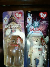 Brittania Glory Beanie Babies Los Angeles, 91607