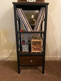 Side tall table