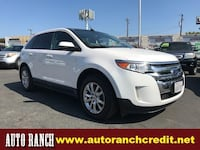 Ford Edge 2012 Santa Ana