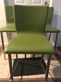 Chairs - set of 3 North Lauderdale, 33068
