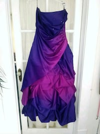 Prom dress from Debs Boise, 83702