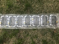 2018 Jeep Grand Cherokee Front Grill Alexandria, 22309