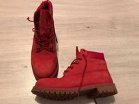 Red Timberlands Calgary, T2A 6S3
