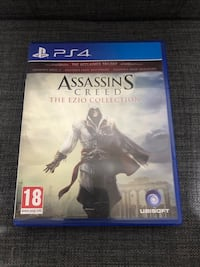 Assasin's Creed The Ezio Collection PS4 Zeytinburnu, 34010