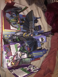 DC SUPER HEROES THE ULTIMATE POP-UP BOOK