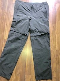 The North Face Exploration Convertible Pant Männer - Trekkinghose Leinfelden-Echterdingen, 70771