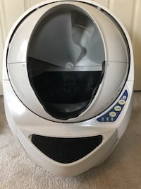 Litter Robot Open Air III Self Cleaning Automatic litter box for cats and kittens ALEXANDRIA