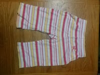 Girls Roca Wear Pants Size 0-6 Months Barrie
