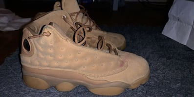 Wheat Air jordan 13s