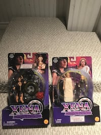 Xena Warrior Princess toys retro London, N6E 1Z9