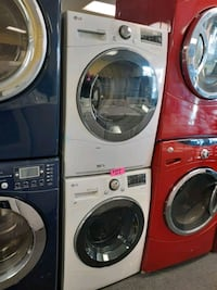 """LG 27""""wide front load washer and electric dryer set  Randallstown, 21133"""