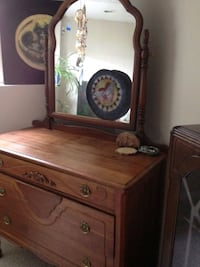 Antique Dresser  Victoria, V8S 3W7