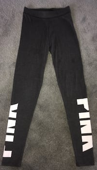 VS PINK Leggings (Women's Size XS) Oil City, 16301