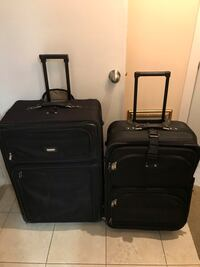 Two suitcases Beaconsfield, H9W 1K3