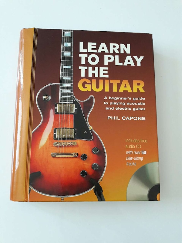 Learn to play the giutar