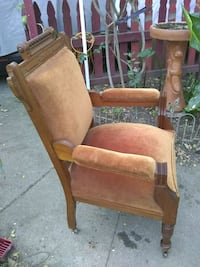 Antique arm chair Tracy