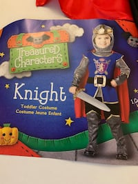 Halloween costume Knights size 3T Fort Lee, 07024