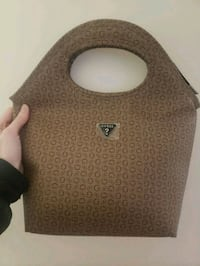 Brand new guess lunch bag