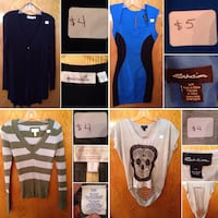 Women's Small Clothing Winnipeg, R2K 3N4