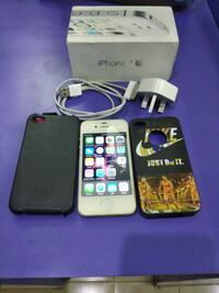 white4s iphone with accesoories kitt box for sale Chennai, 600045