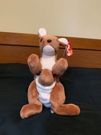 Pouch Beanie Baby  Reading, 19605