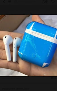 New AirPod twinset with charging dock not an Apple product but comparable features good sound  Toronto, M9L 2H8