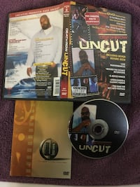 Uncut music video compilation DVD  Saint-Étienne-de-Lauzon, G6J 1L6
