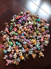 Littlest Pet Shop for sale and trade! Toronto, M2L 2H2