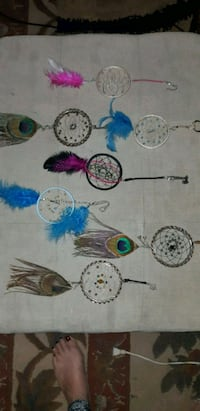 Dreamcatcher keychain or rearview   Surrey, V3V 7H1