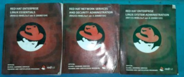 Red Hat Book