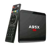 A95X TV BOX ANDROİD