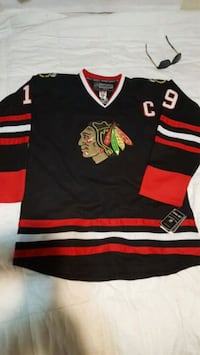 black and red jersey shirt Winnipeg, R2X 0C2