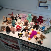 Beanie Baby Collection Coquitlam